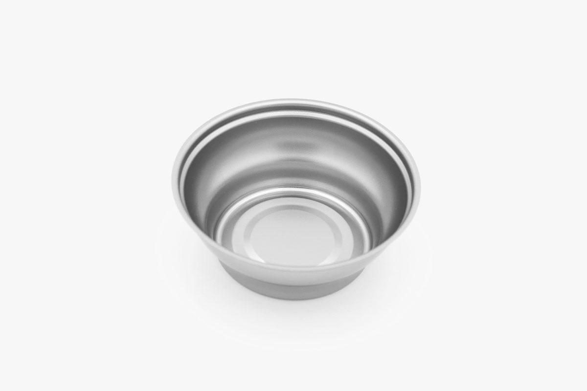 Making Cans of Aluminium Tinplate